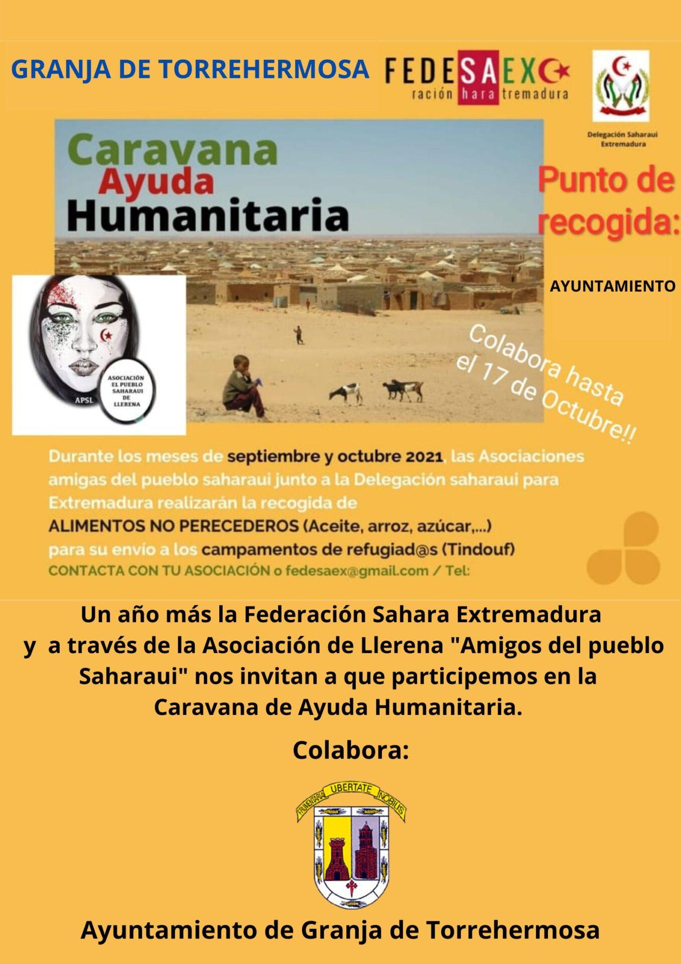 Caravana de Ayuda Humanitaria